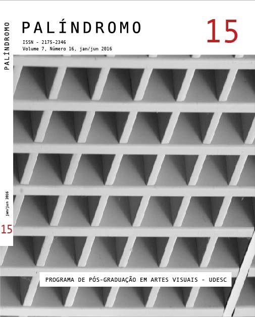 Visualizar v. 8 n. 15 (2016): Palíndromo