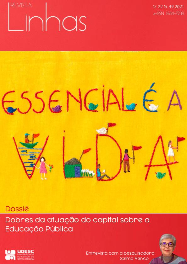 Visualizar v. 22 n. 49 (2021): Dobres da atuação do capital sobre a Educação Pública