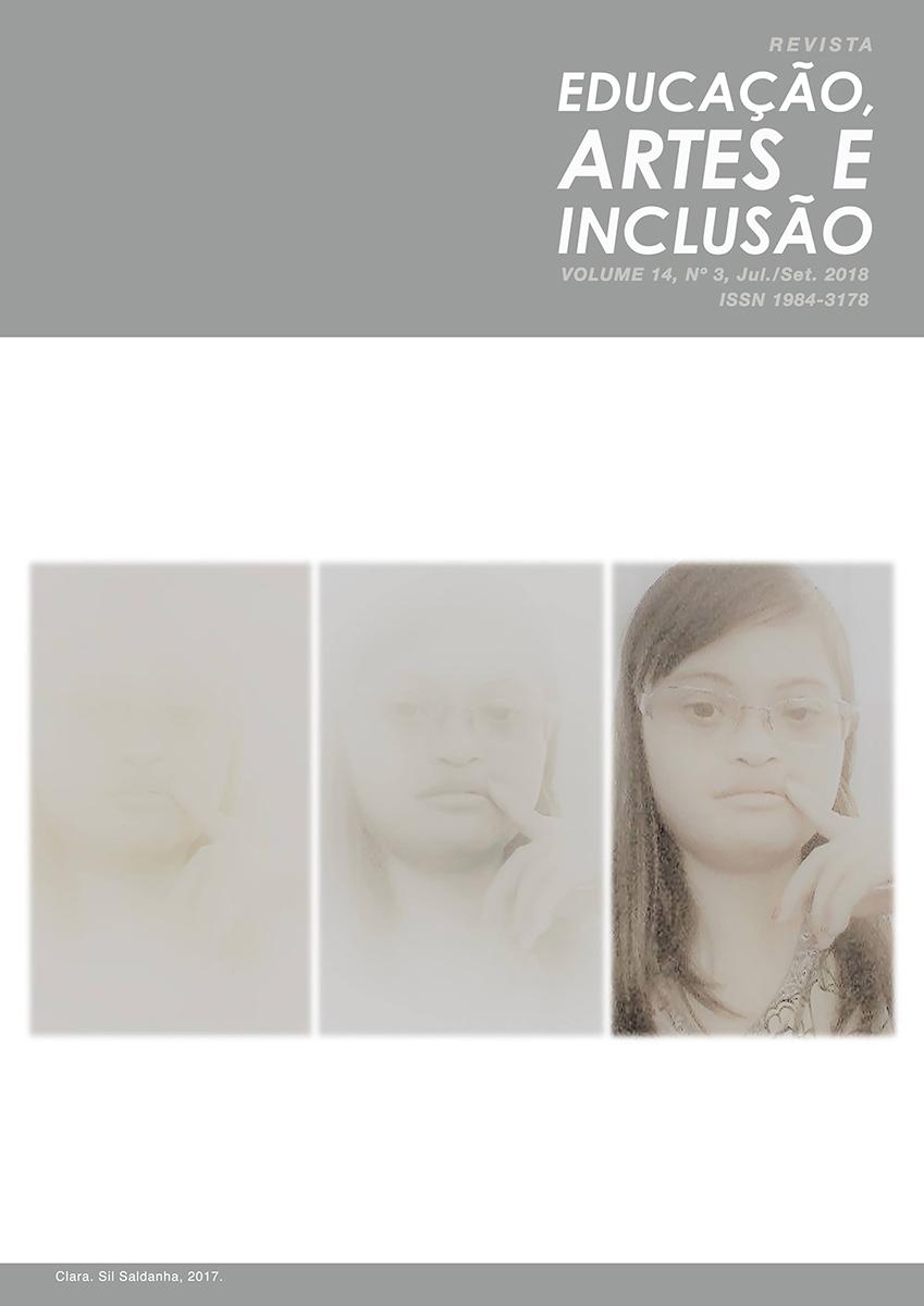 Visualizar v. 14 n. 3 (2018): Revista Educação, Artes e Inclusão