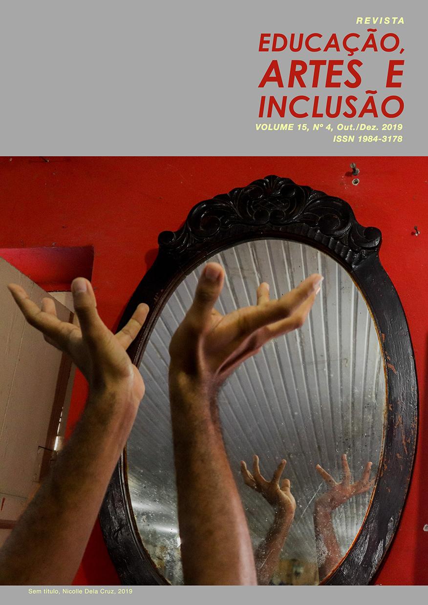 Visualizar v. 15 n. 4 (2019): Revista Educação, Artes e Inclusão
