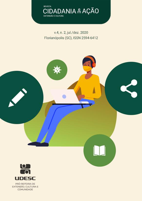 Visualizar v. 4 n. 2 (2020): Cidadania em Ação: Revista de Extensão e Cultura