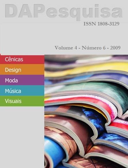 Visualizar v. 4 n. 6 (2009)