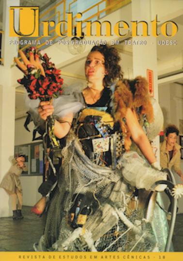 Visualizar v. 1 n. 18 (2012): Encontro com o dramaturgo/ Pedagogia do Teatro