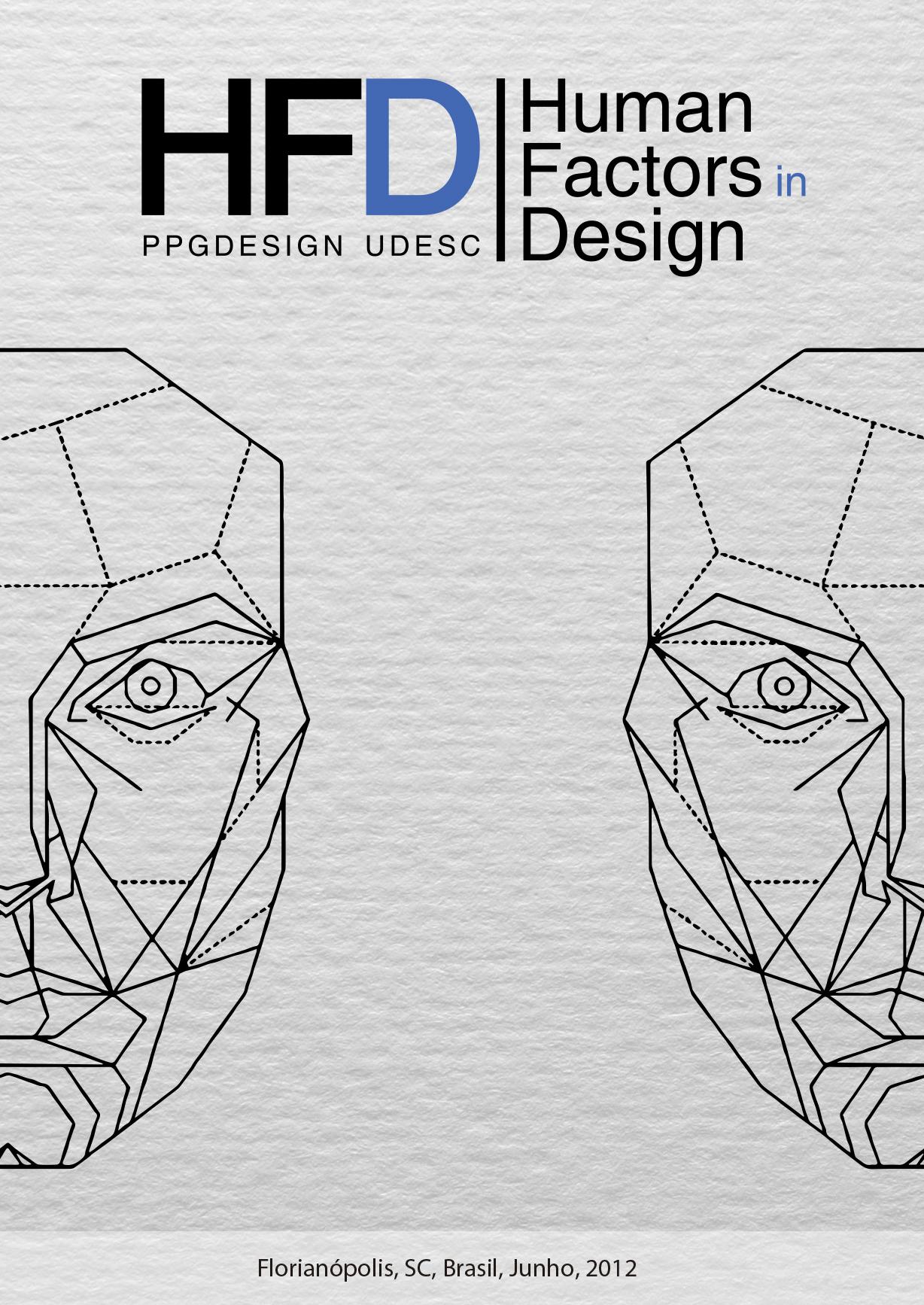 Visualizar v. 1 n. 1 (2012): Human Factors in Design