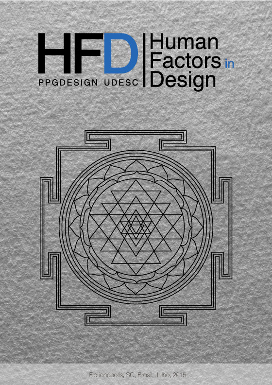 Visualizar v. 4 n. 7 (2015): HFD Human Factors in Design