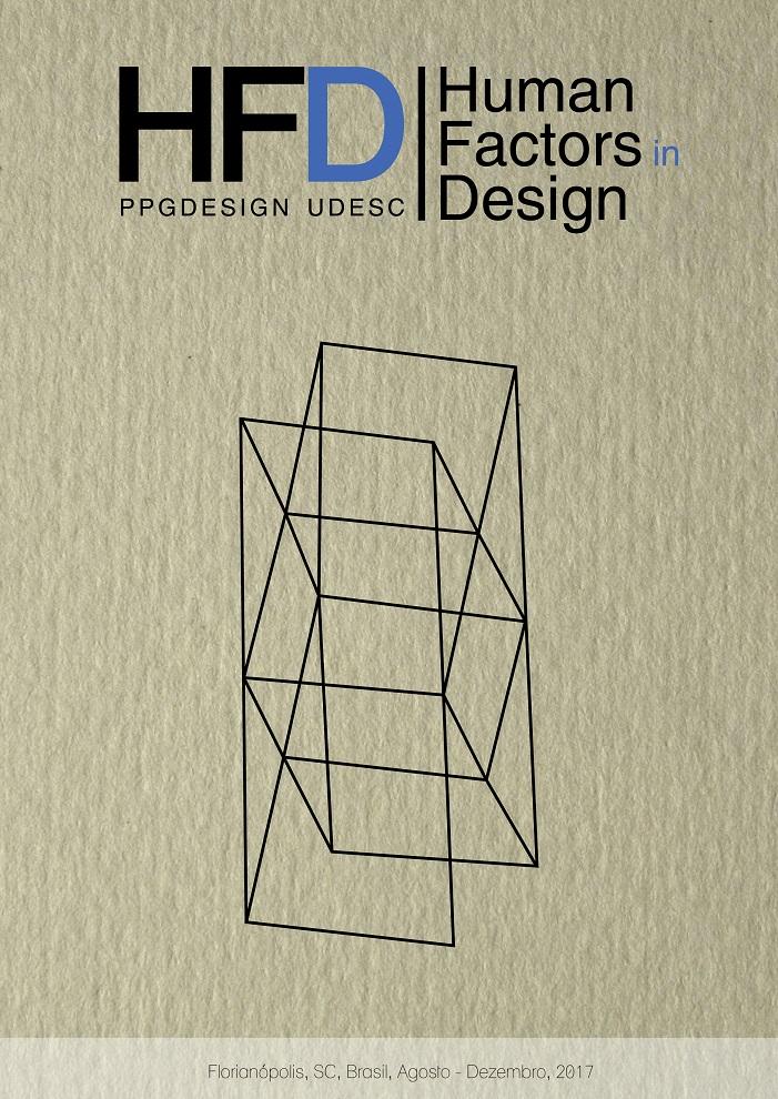 Visualizar v. 6 n. 12 (2017): Human Factors in Design