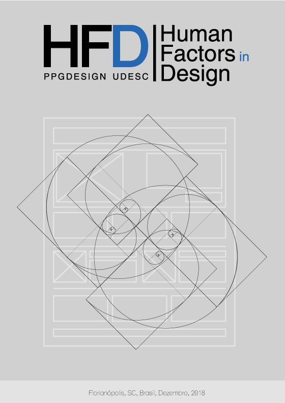 Visualizar v. 7 n. 14 (2018): Human Factors in Design