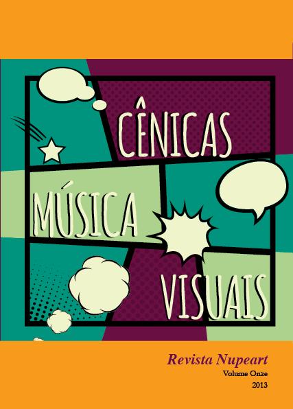 Visualizar v. 11 (2013): Revista Nupeart