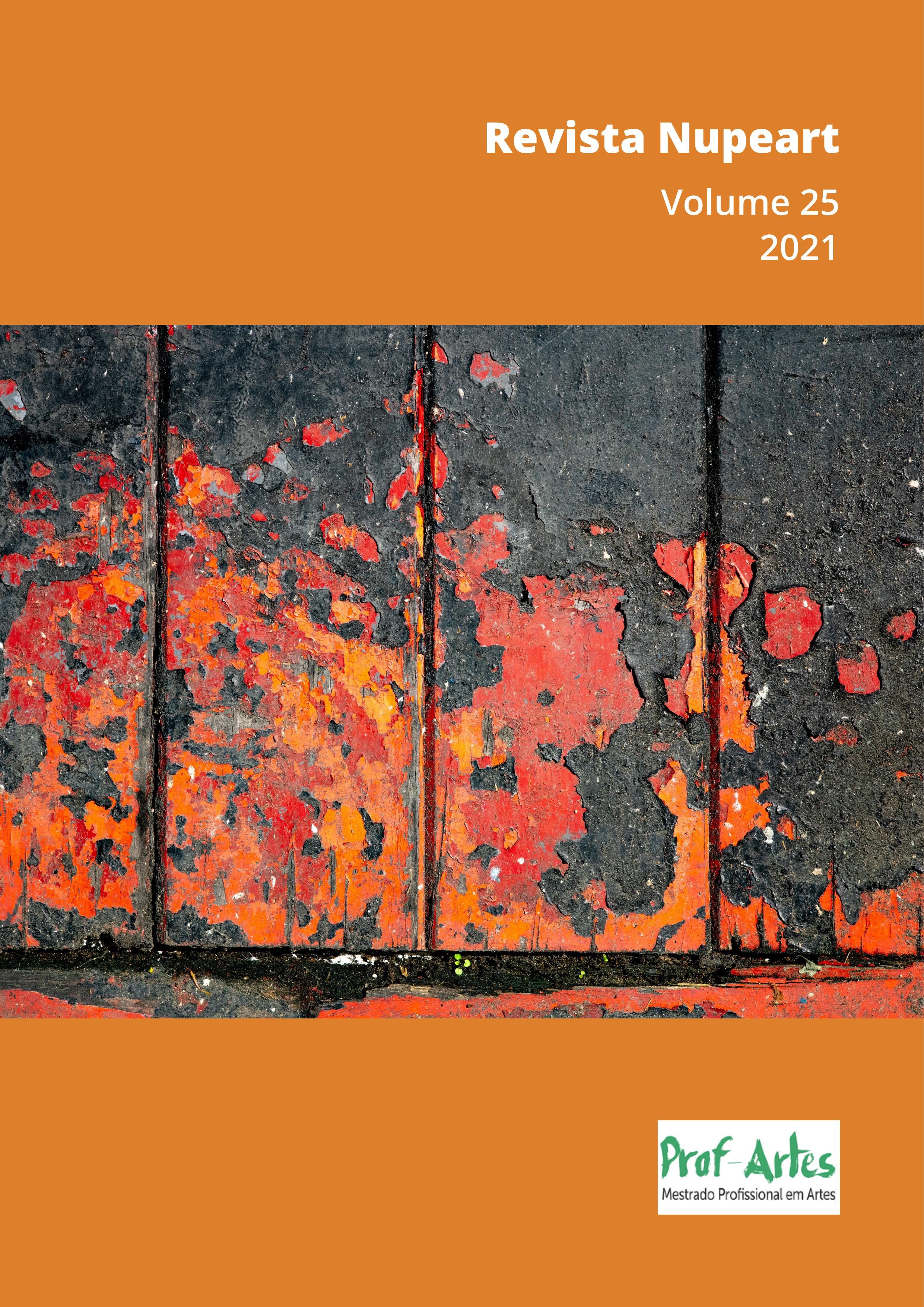 Visualizar v. 25 n. 25 (2021): Dossiê Especial Prof-Artes