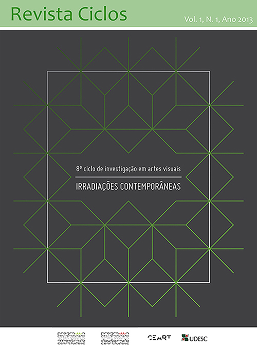 Visualizar v. 1 n. 1 (2013): Revista Ciclos