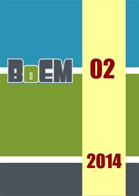 Visualizar v. 2 n. 2 (2014): BoEM