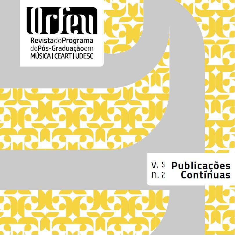 Visualizar v. 5 n. 2 (2020): Edição Especial - Artigos Temática Livre