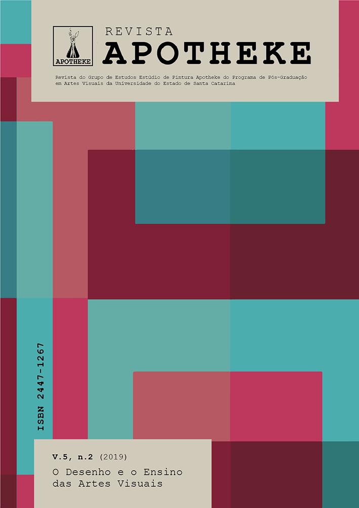 Visualizar v. 5 n. 2 (2019): O Desenho e o Ensino das Artes Visuais