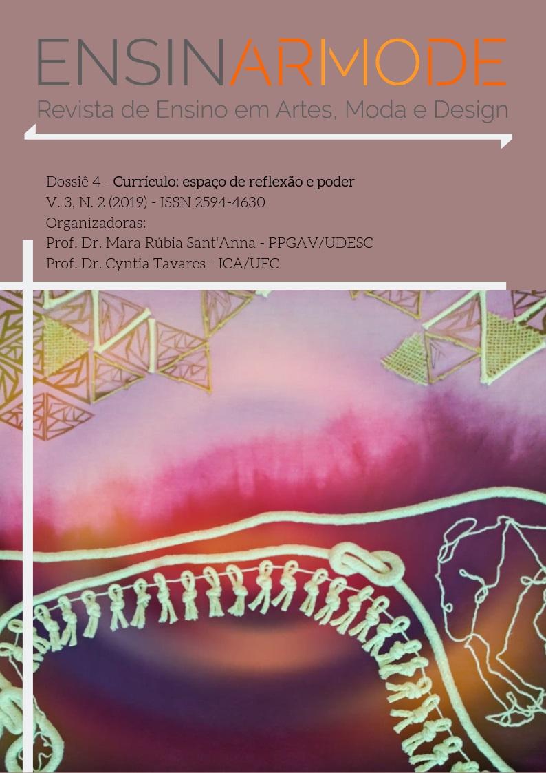 Visualizar v. 3 n. 2 (2019): Currículo: espaço de reflexão e poder